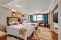 巴黎尊選雙床房