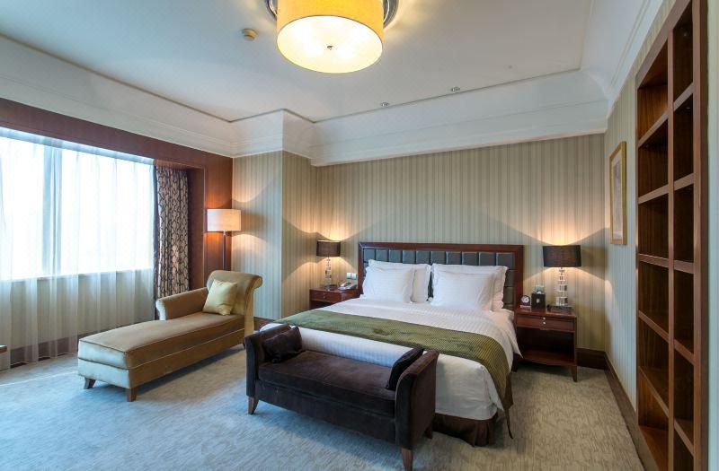 高级豪华景观大床房