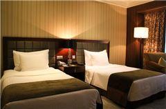 純凈雙床房