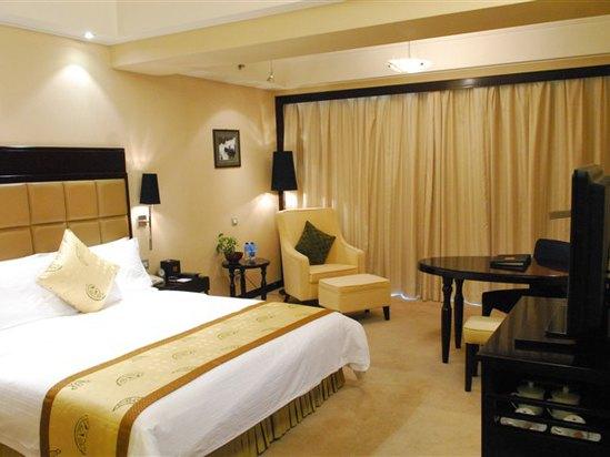 Villa B Superior Queen Room