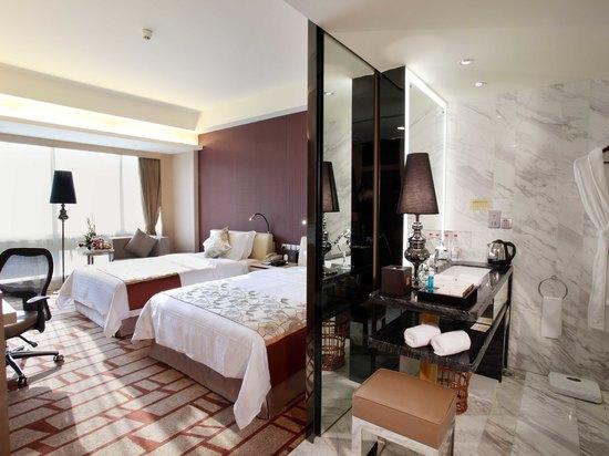 贵宾楼高级双床房