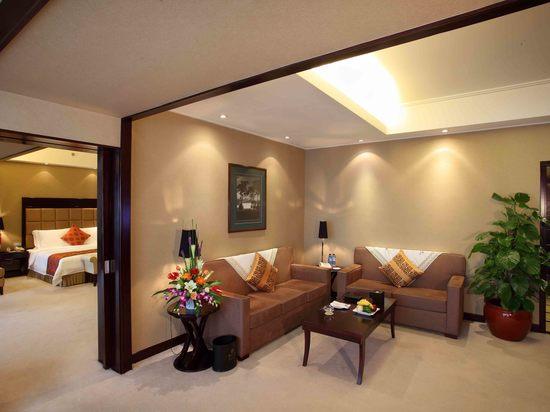 Business Suite Of Vip Floor