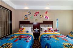 Super Wings Family Room