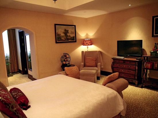 Jiang Jia Villa Deluxe Queen Room