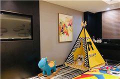 Happy Family Room