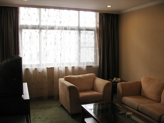 Superior Suite Room of Main Building