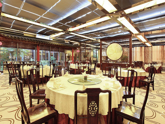 阳光华庭零点餐厅