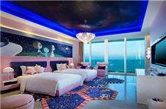 全海景复式亲子套房两室