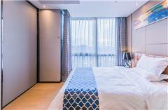 Honour Distant-view Twin Suite