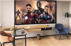 Deluxe Cinema Room