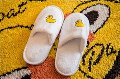 小黄鸭主题亲子房