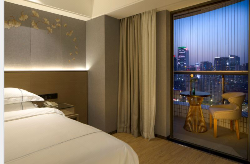 Deluxe Cityview King Room