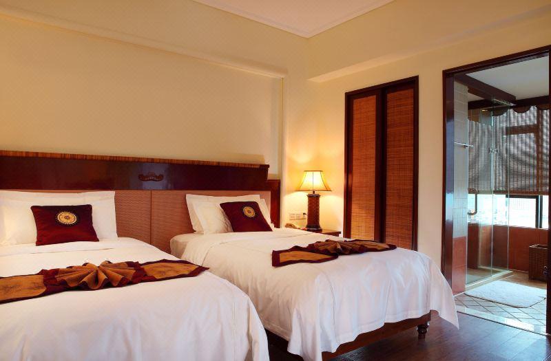 望海景观双床房