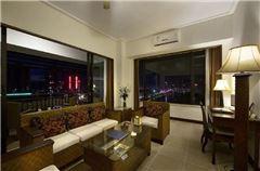 Sea-view Panoramic Twin Room