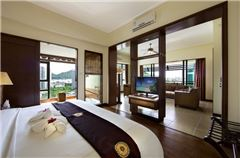 Sea-view Panoramic Queen Room