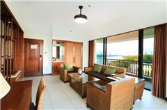 Superior Mountain-view Twin Suite