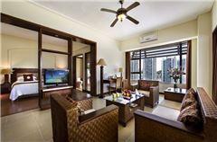 Superior River-view Queen Suite