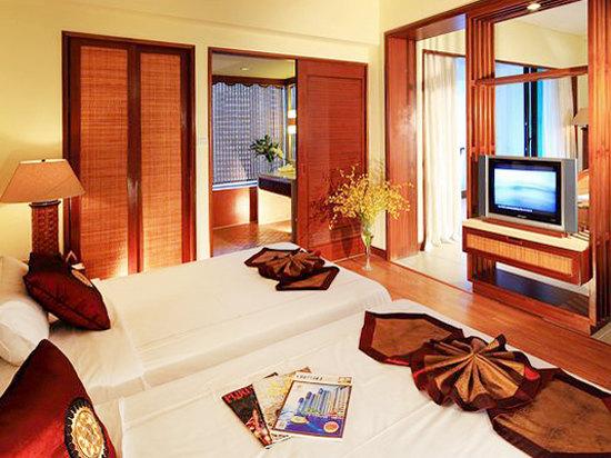 高级海景双床套房