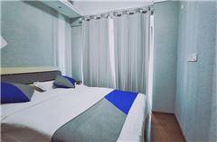 一房一厅双床房