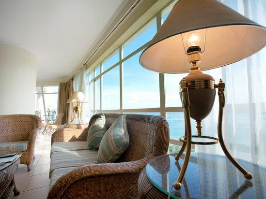 豪華海景復式套房