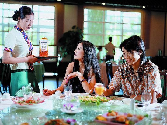 海悦轩中餐厅