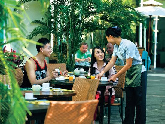 綠園咖啡廳