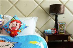 猪猪侠·酷芽主题大床房