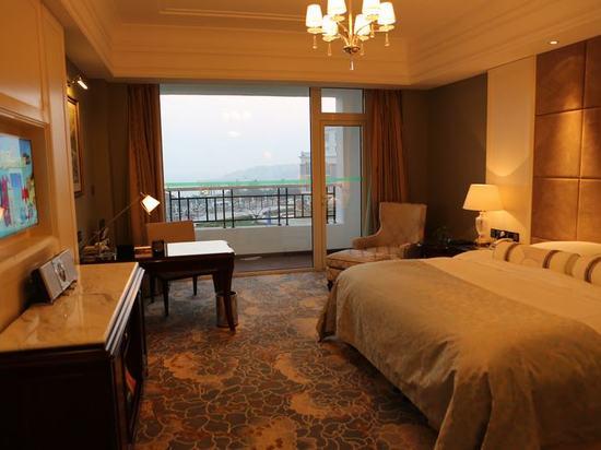 B座加长景观大床房
