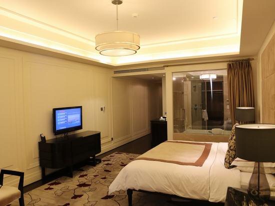 A座加长海景大床房
