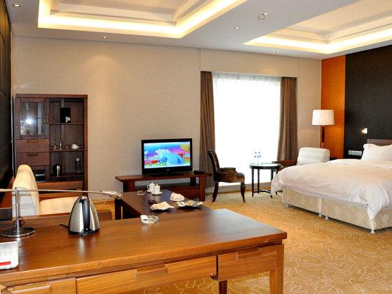 特色大床房卧室