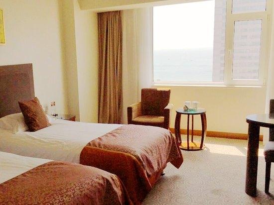 Ocean-view Twin Room
