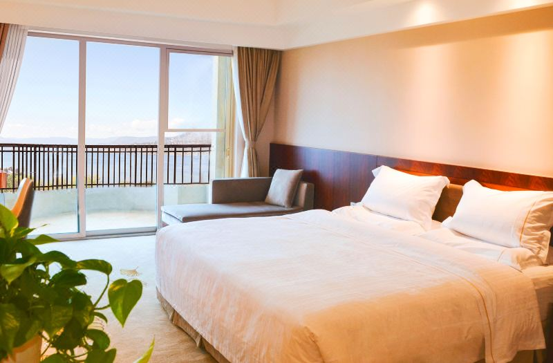 Ocean-view Queen Room Block A