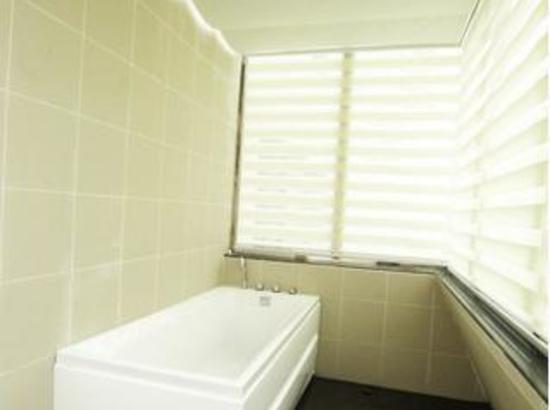 陽臺浴缸觀景房