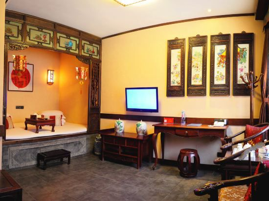 Respect Traditional Adobe Kang Room
