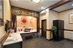 Respect Traditional Adobe Kang Room