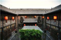 新中式大炕套房