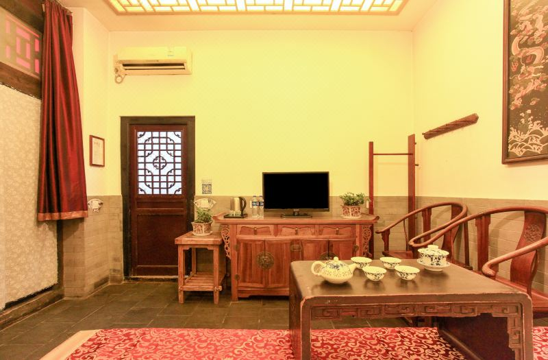 Ming and Qing Dynasties Luxury Room