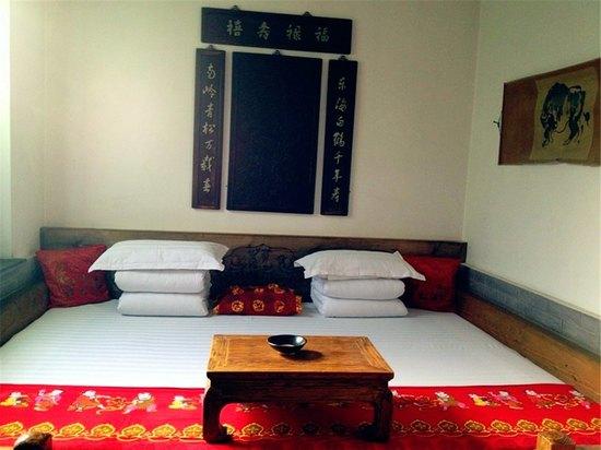 Ming and Qing Dynasties Deluxe Big Adobe Kang Room