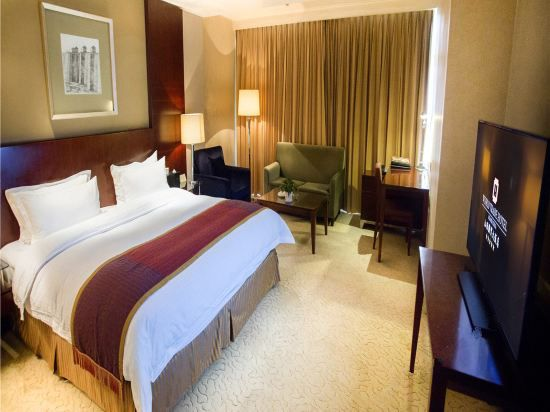 商旅高級景觀大床房