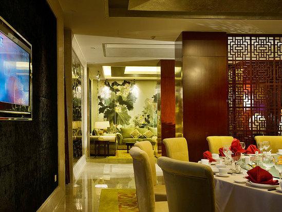 餐厅VIP包房