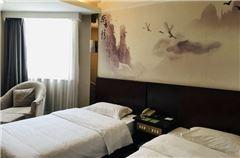 東方靜謐雙床房