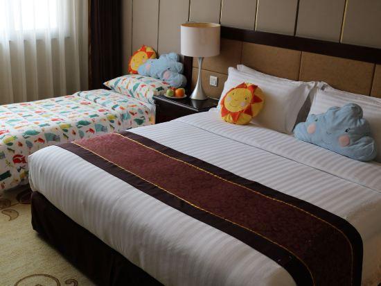 亲子豪华大床房