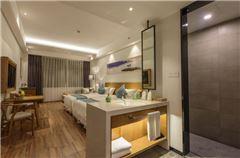 Manxuan Garden-view Twin Room