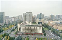 ホテルの風景