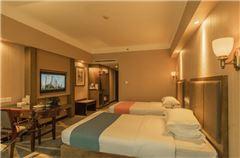Villa A Delicate Twin Room