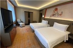 西藏時光·看見溫暖雙床房