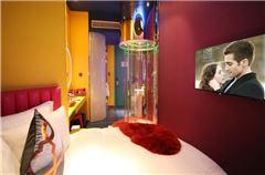 Dream Round-bed Room