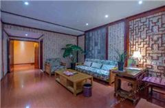 One-bedroom Two-livingroom Deluxe Suite