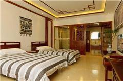Courtyard Warm Deluxe Standard Room