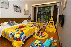 Backkom Family Panoramic Twin Room